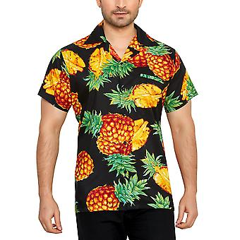 Club cubana men's regular fit classic short sleeve casual shirt ccc16