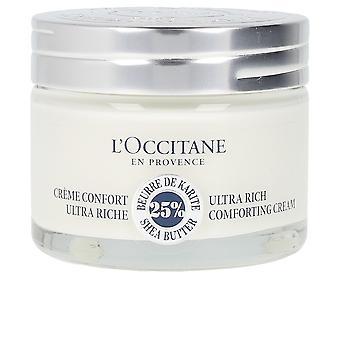 L ́occitane Karite Crème Confort Ultra Riche 50 Ml Unisex
