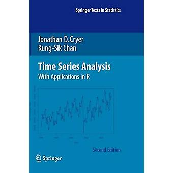 Time Series Analysis - With Applications in R by Jonathan D. Cryer - 9