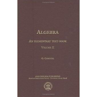 Algebra - ein elementares Lehrbuch für die höheren Klassen der Sekundarstufe