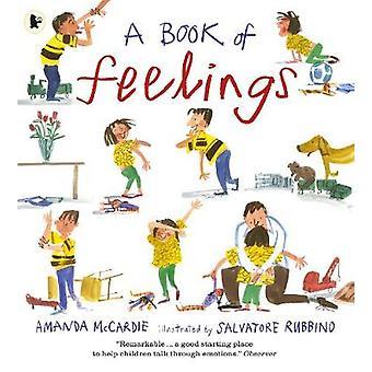 A Book of Feelings by Amanda McCardie - Salvatore Rubbino - 978140636