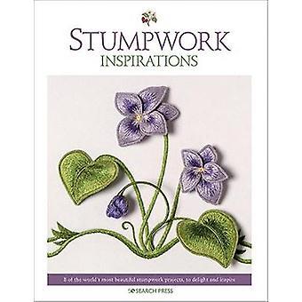 Stumpwork Inspirations - 8 des plus beaux Stumpwork Pro