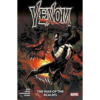 Venom Vol. 4 - The War Of The Realms by Cullen Bunn - 9781846539862 Bo