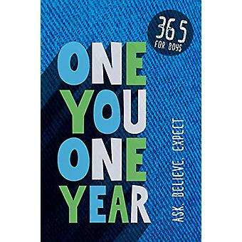 One You One Year - 365 for Boys by Cwr - 9781782599944 Book