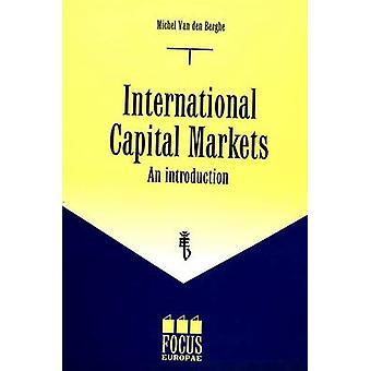 International Capital Markets - An Introduction by Michel van den Berg