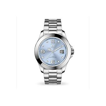 Ice Watch Klocka Unisex ICE stål Classic Ljusblå SR Medium 016891