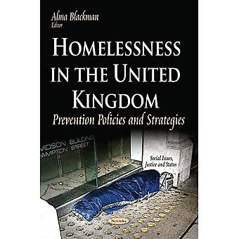 HOMELESSNESS IN THE UNITED KINGDOM PRE (Social Issues, Justice and Status)