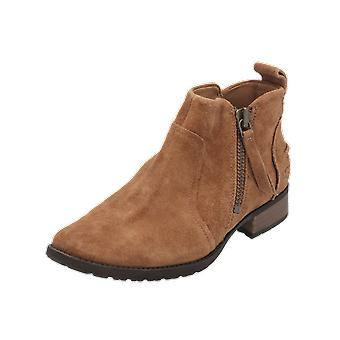 UGG Aureo Boat Women's Boots Brown Lace-Up Boots Winter