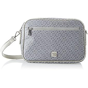YNOT Gu1011/pe18 Women's Grey shoulder bag 7x19x28 cm (W x H x L)