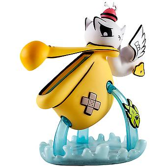 Kidrobot Pelican't Medium Figure by Joe Ledbetter