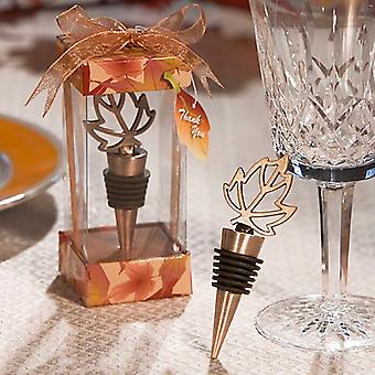 Autumn Themed Wine Bottle Stopper