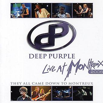 Deep Purple - They All Came Down to Montreux 2006 [CD] USA import
