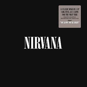 Nirvana - Nirvana-1LP [Vinyl] USA import