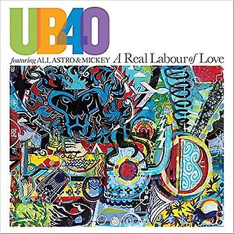 Ub40 - Real Labour of Love [CD] USA import
