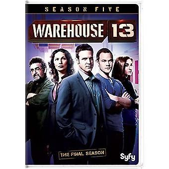 Almacén 13: Importación temporada 5 [DVD] los E.e.u.u.