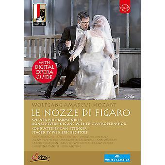 Wiener Philharmoniker - Le Nozze Di Figaro [Blu-ray] USA importar