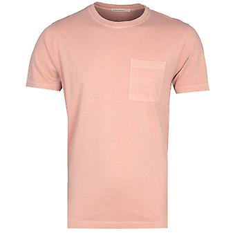 Nudie Jeans Co Roy One Pocket Apricot T-Shirt