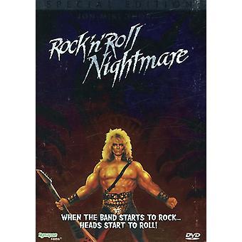 Rock 'N' Roll Nightmare [DVD] USA import