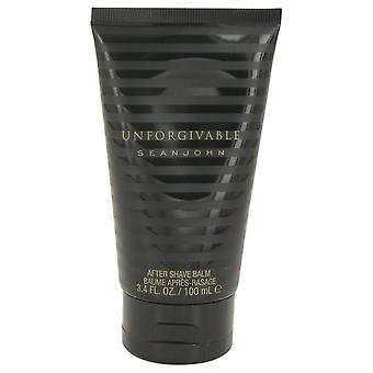 Unforgivable After Shave Balm By Sean John 3.4 oz After Shave Balm