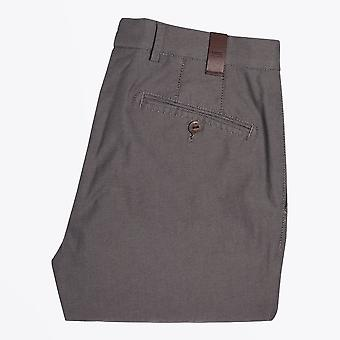 MMX  - Lupus - Jacquard Stretch Trousers - Brown/Grey