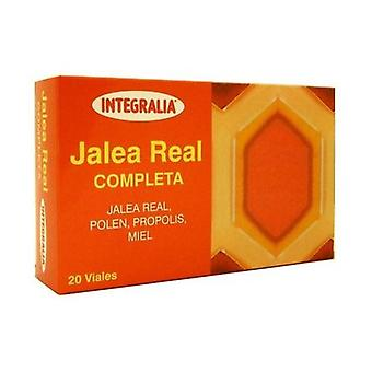 Complete Royal Jelly 20 ampoules