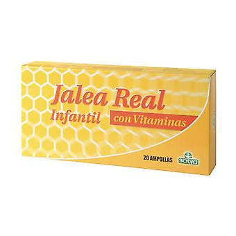 Children's Royal Jelly 20 vials