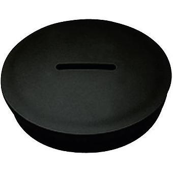 KSS 534163 schroefdop zwart
