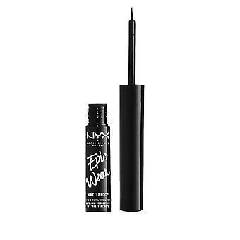 NYX PROF. MAKEUP Epic Wear Liquid Liner - Black