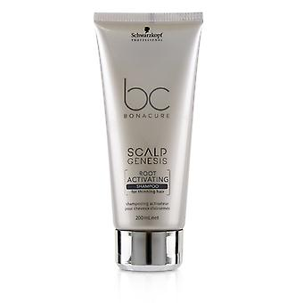 Bc bonacure scalp genesis root activating shampoo (for thinning hair) 223842 200ml/6.7oz