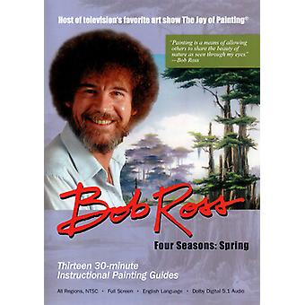 Bob Ross the Joy of Painting: Spring Collection [DVD] USA import