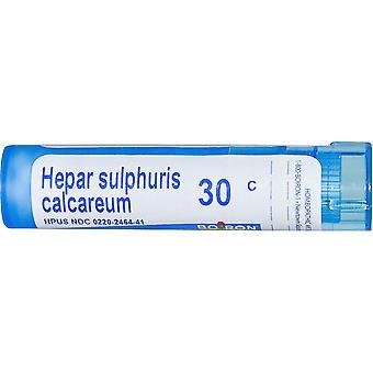 Boiron, Single Remedies, Hepar Sulphuris Calcareum, 30C, Approx 80 Pellets