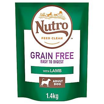 Nutro Dog Dry Grain Free Adult Medium With Lamb - 11.5kg