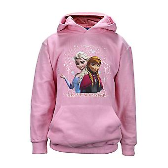 Disney Frozen 2 I Love My Sister Girls Pullover Hoodie | Official Merchandise