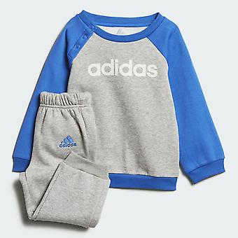 Adidas Infant Boys Fleece Jogger Tracksuit Full Set DJ1569