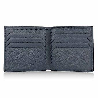 Petrol Richmond Leather Billfold Wallet
