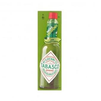 Molho de pimenta verde tabasco - Molho de Pimenta Verde Tabasco 57ml