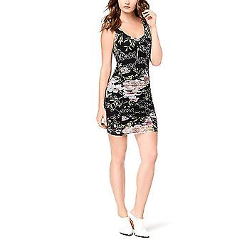 Guess | Odette Ruched Floral-Print Dress