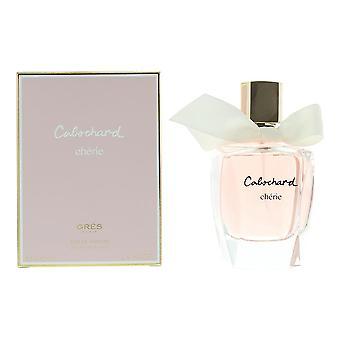 Gres Cabochard Cherie Eau de Parfum 100ml Spray For Her