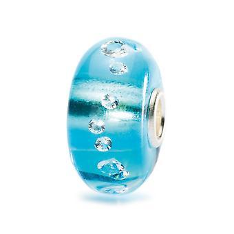 Trollhelmet jään sininen timantti helmi TGLBE-00040