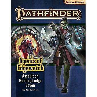 Pathfinder Adventure Path Assault on Hunting Lodge Seven Agents of Edgewatch 4 of 6 P2 par Lundeen & Ron