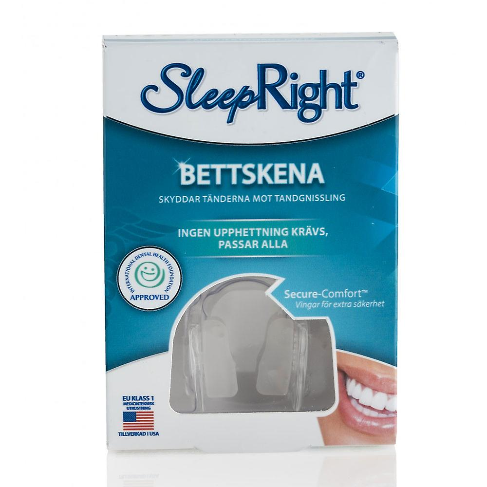 SleepRight sikre skinne