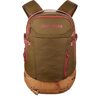 Dakine Women's Heli Pro 24L Backpack - Dark Olive Camo