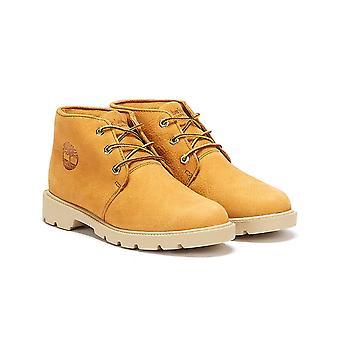 تيمبرلاند 1973 نيومان جونيور القمح الأصفر تشوككا الأحذية