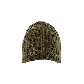 Lambswool Blend Knitted Hat