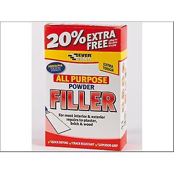 Everbuild Powder Filler 1.5kg + 20%