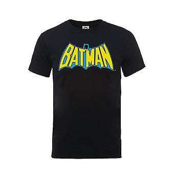 Dc Originals - Batman Retro Logo T-Shirt
