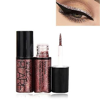 Eyeliners Cosmetics Pigment - Maquillage eye-liner à paillettes liquides