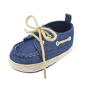 Baby Soft Sole Sneaker Crib Shoes