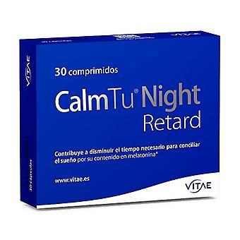 CalmTu Night Plus 30 capsules (CalmTu Night Retard) 30 capsules
