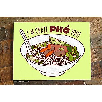 Funny Anniversary Or Love Card Crazy Pho You